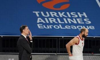 Σπανούλης-Euroleague