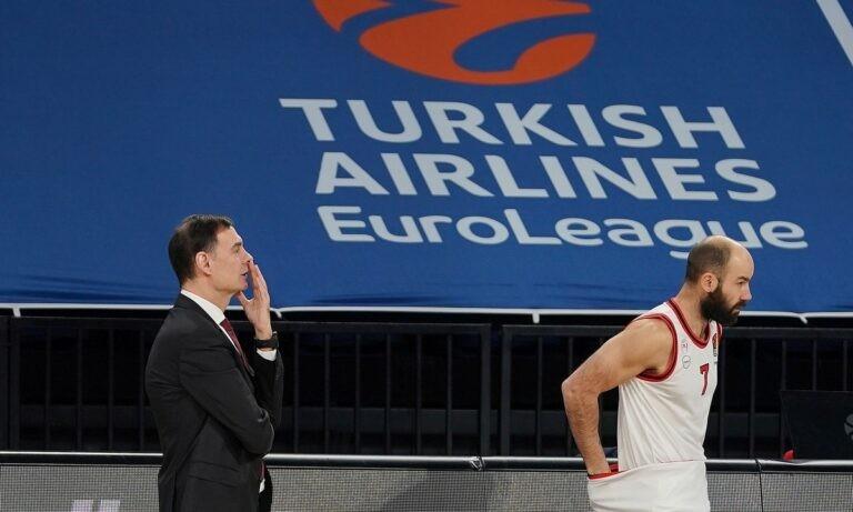 Σπανούλης-Euroleague: «Σπάει» το ρεκόρ και ξεπερνάει τον Ρέγιες