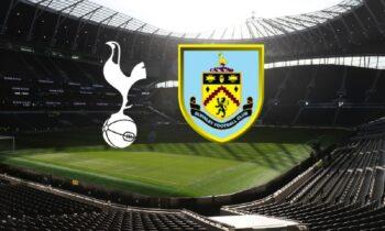 Παρακολουθήστε την εξέλιξη της αναμέτρησης της Premier League, Τότεναμ-Μπέρνλι LIVE, από τα online στατιστικά του Sportime.
