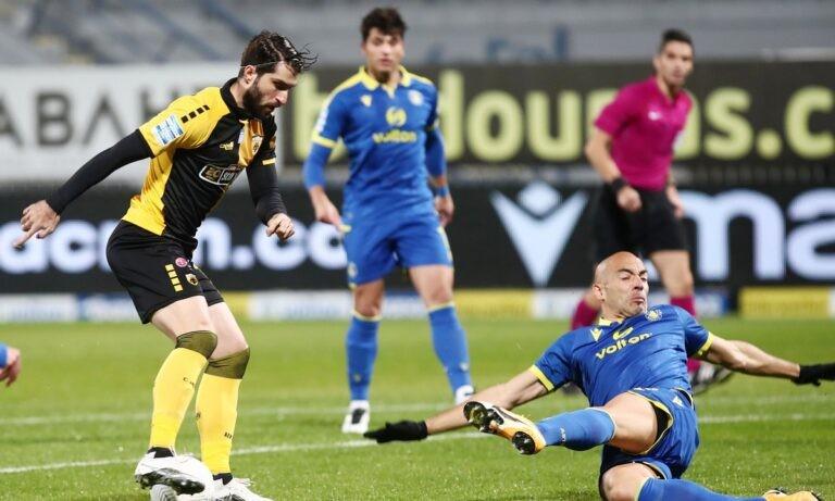 Super League 1: «Μάχες» σε ΟΑΚΑ και Περιστέρι