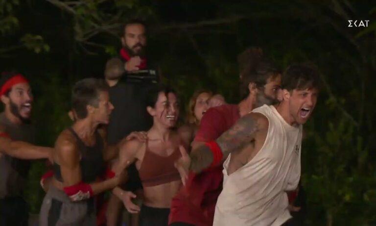 Survivor 12/2: Τζεημς Καφετζής όταν κέρδισε ο Ηλίας Μπόγδανος! «Σιγά βρε μαλ@#@»! Θα γίνει χαμός με τον Spiderman…(vids)