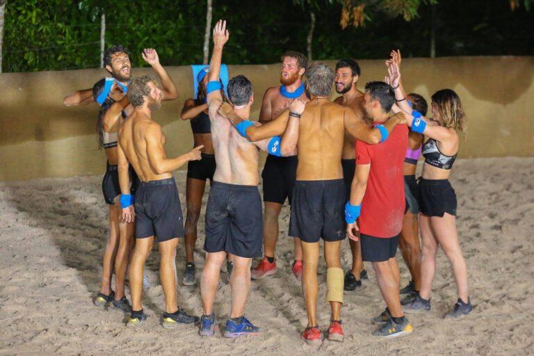 Survivor spoiler διαρροή 22/2: ΟΡΙΣΤΙΚΟ! Live μετάδοση! Αυτή η ομάδα κερδίζει το 1ο αγώνισμα για την ασυλία! ΧΤΙΖΕΙ ΣΕΡΙ!
