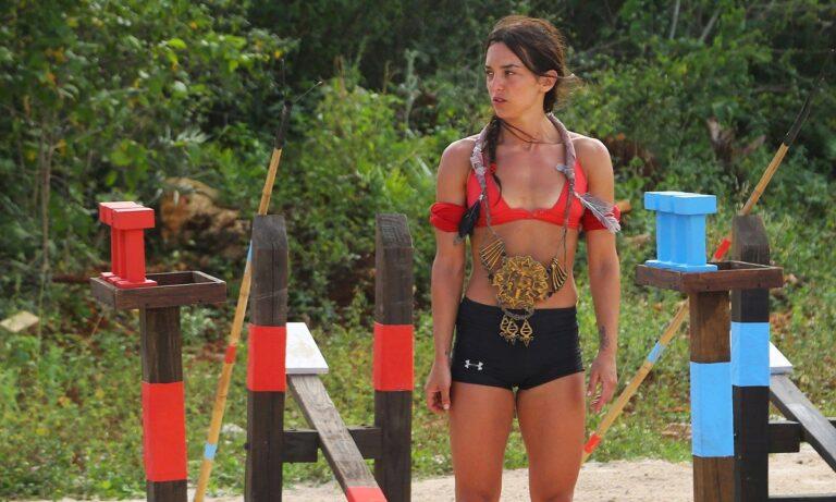 Survivor ατομική ασυλία 23/2: Spoiler! Αυτόν θα ψηφίσει η Καρολίνα Ζακλίν Καλύβα για αποχώρηση!