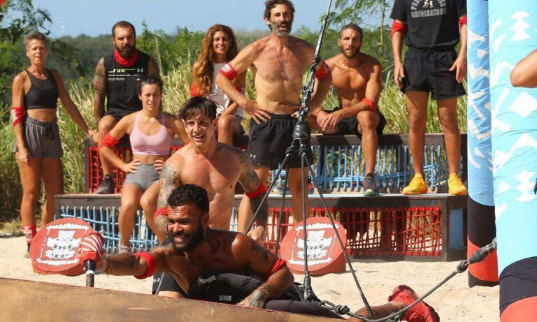Survivor διαρροή1/2: ΟΡΙΣΤΙΚΟ! Αυτή η ομάδα κερδίζει το 1ο αγώνισμα ασυλίας! Μπλε ή κόκκινη;