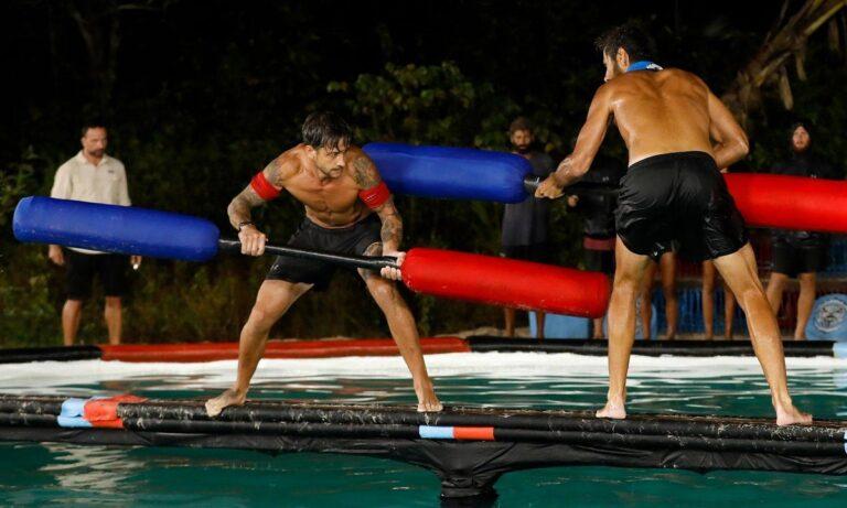 Survivor spoiler 20/2: Ποιος κερδίζει το αγώνισμα επάθλου φαγητού; ΕΧΕΙ ΜΠΑΛΑ! Τζέημς Καφετζής team ή Γιώργος Κοψιδάς team;