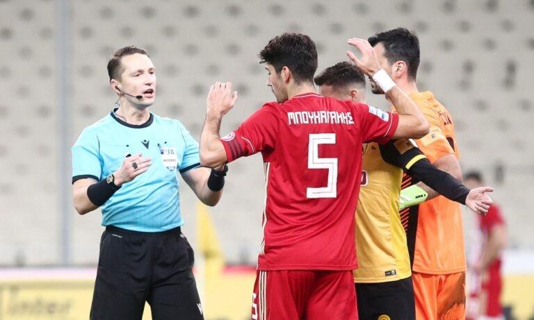 Super League (21η αγωνιστική): Ο Λετονός, Αντρίς Τρεϊμάνις, στο ΑΕΚ-Άρης