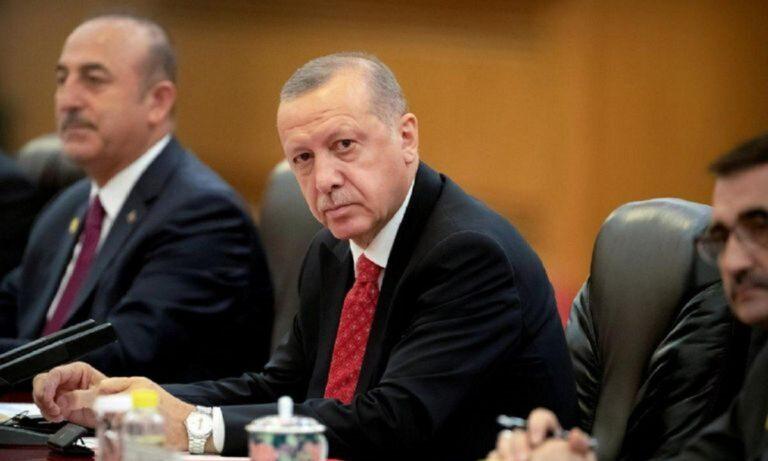 Ερντογάν: Ξέφυγε ξανά – «Δεν είναι Αιγαίο αλλά θάλασσα των νησιών, έδωσα απάντηση με την Αγιά Σοφιά» (vid)