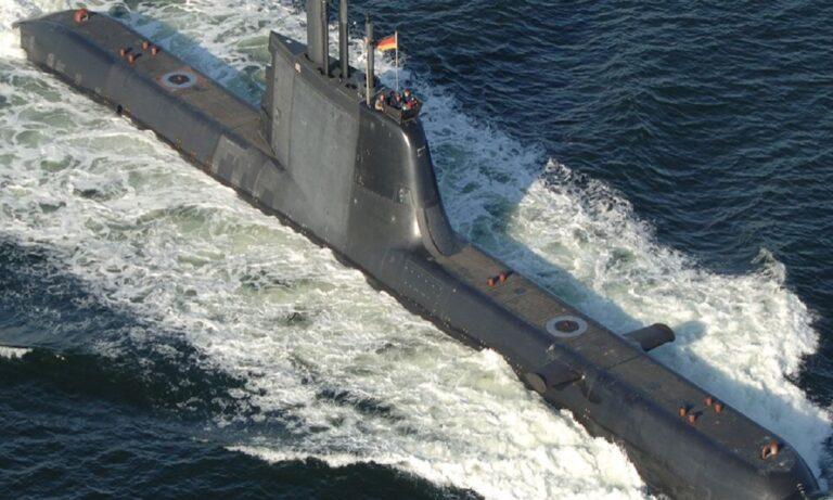 Υποβρύχια: Τρελό σενάριο για 2 Type 214 στην γερμανική πρόταση για τις φρεγάτες