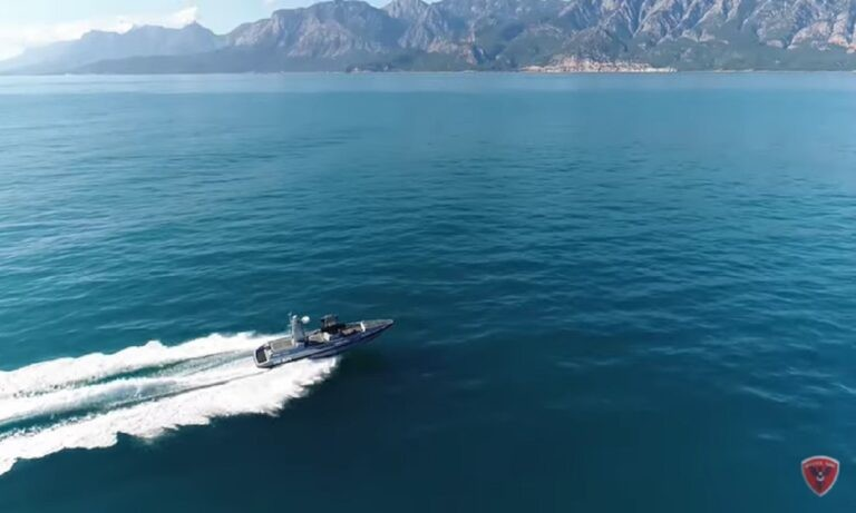 Ελληνοτουρκικά: Η Τουρκία στέλνει τα drone πλοία ULAQ στο Oruc Reis