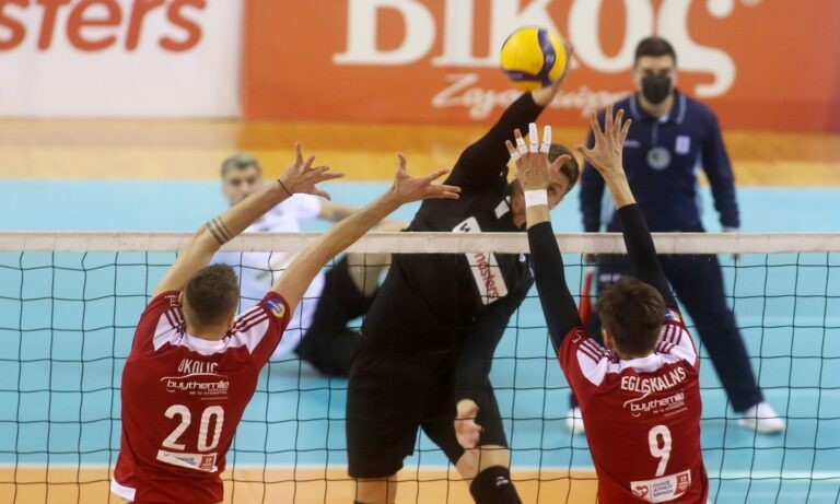 Volley League: «Τρένο» ο Φοίνικας, διπλό κορυφής ο Ολυμπιακός – Αποτελέσματα & Βαθμολογία
