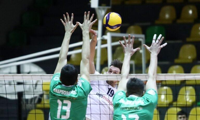Volley League: Αγωνιστική με σούπερ ντέρμπι και δύο αναβολές