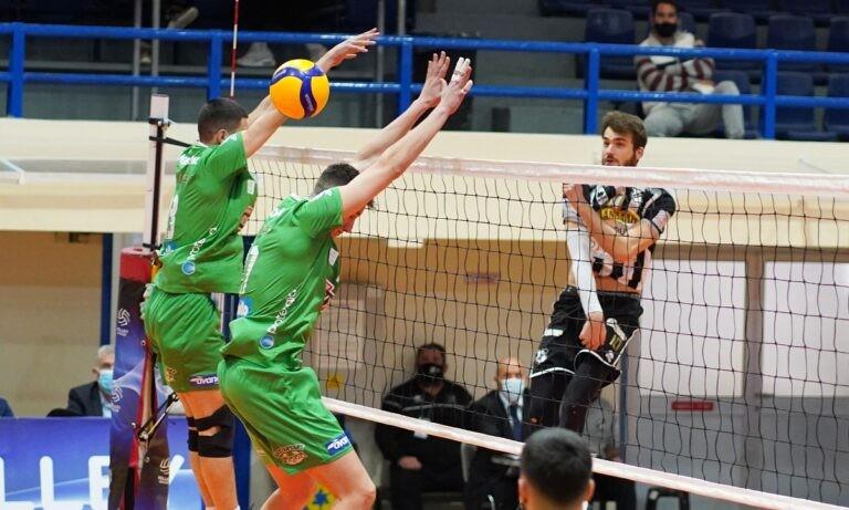Volley League: Νίκες για τα φαβορί και μία αναβολή – Αποτελέσματα & Βαθμολογία