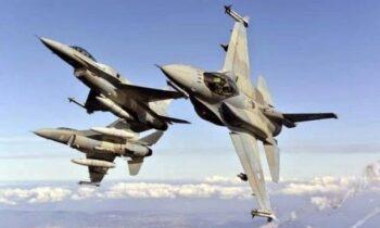 Αιγαίο: Δεκάδες παραβιάσεις τουρκικών μαχητικών, υπερπτήσεις και τέσσερις εικονικές αερομαχίες