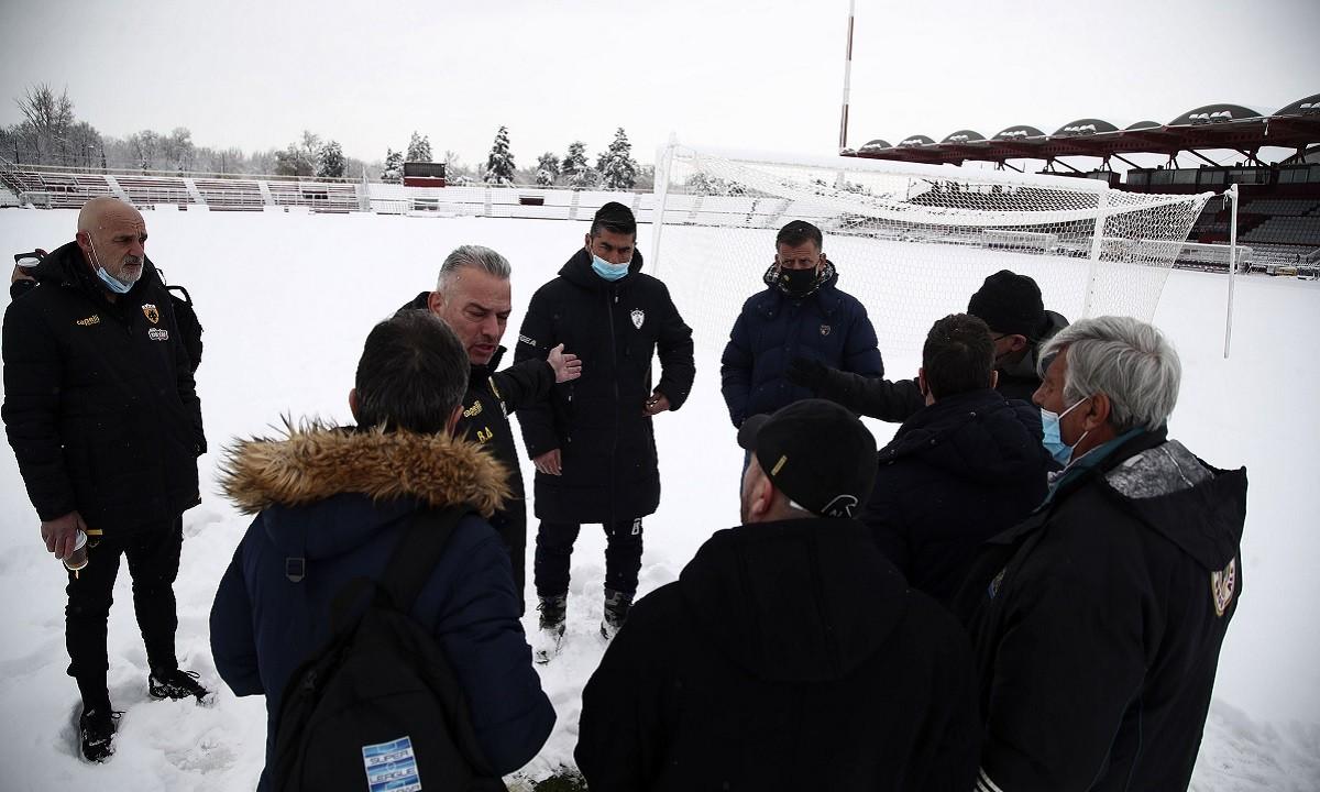 ΑΕΛ: «Έτοιμο το Αλκαζάρ τη Δευτέρα (15/2) για το ματς με την ΑΕΚ - Παράνομο αν δεν γίνει»