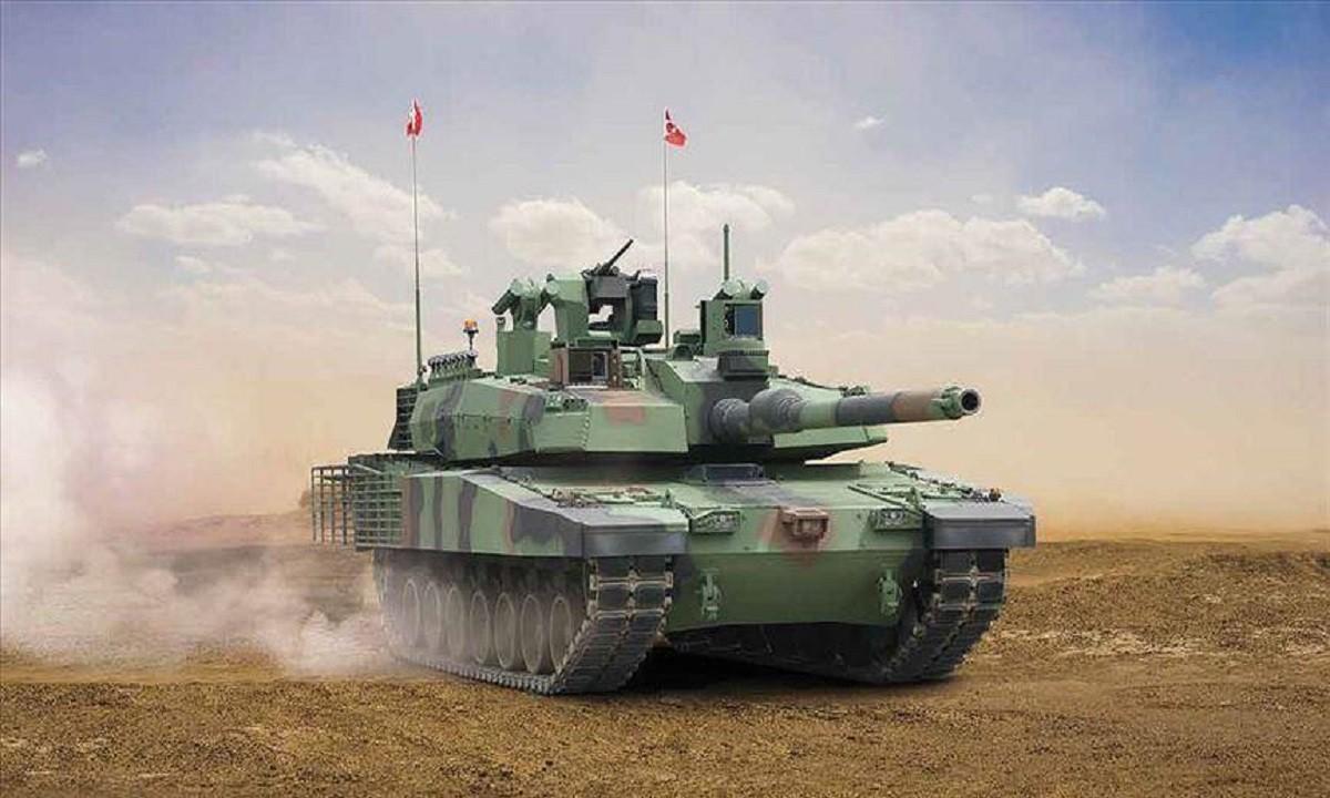 Τουρκία: Καταστροφική η σχεδίαση των τουρκικών τανκς Altay λένε οι Τούρκοι
