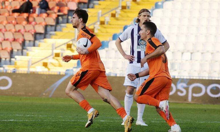 Απόλλων Σμύρνης-ΟΦΗ: Ισοπαλία (1-1) στο ημίχρονο με Ντάουντα και Στάρτζεον