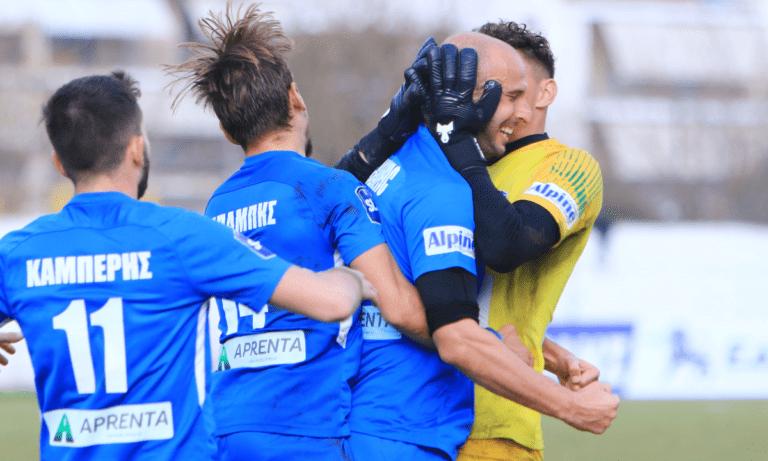 Απόλλων Λάρισας – Χανιά 1-0: Οι Κρητικοί τις εντυπώσεις, οι Θεσσαλοί την ουσία
