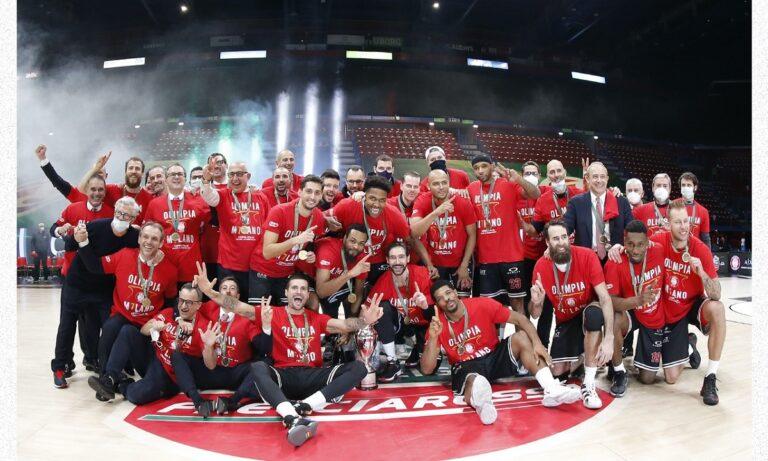 Κύπελλο Ιταλίας: Το σήκωσε η Αρμάνι