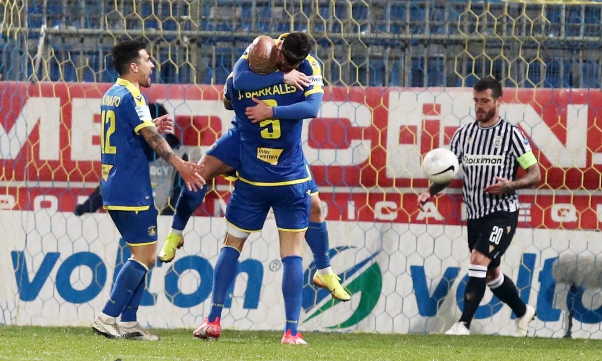 Αστέρας Τρίπολης - ΠΑΟΚ 2-1: Ο Αστέρας νίκησε τον ΠΑΟΚ στο «Θ.Κολοκοτρώνης» με 2-1 και έστειλε μήνυμα... Ευρώπης ενόψει play off. Σίτο και