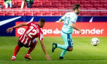 Primera Division: Βίοι αντίθετοι για Ατλέτικο Μαδρίτης και Βαλένθια το Σάββατο (20/2), αφού οι μεν έχασαν, οι δε επικράτησαν στο τέλος.