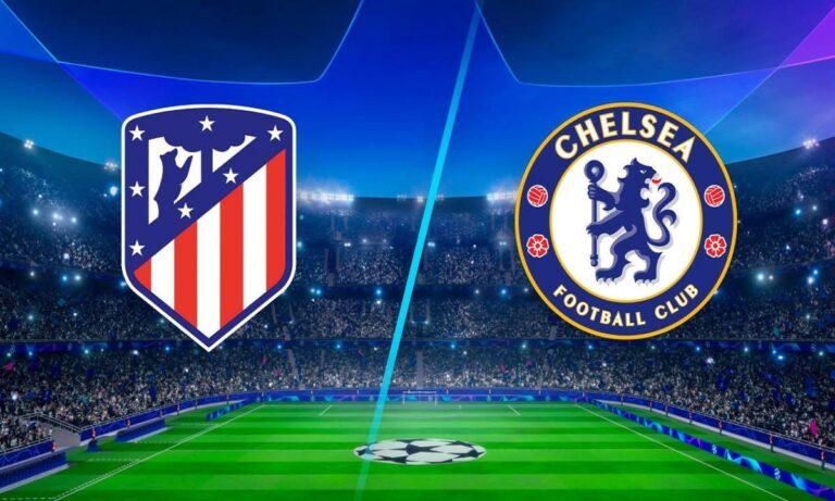 Ατλέτικο Μαδρίτης – Τσέλσι 0-1 (ΤΕΛΙΚΟ)