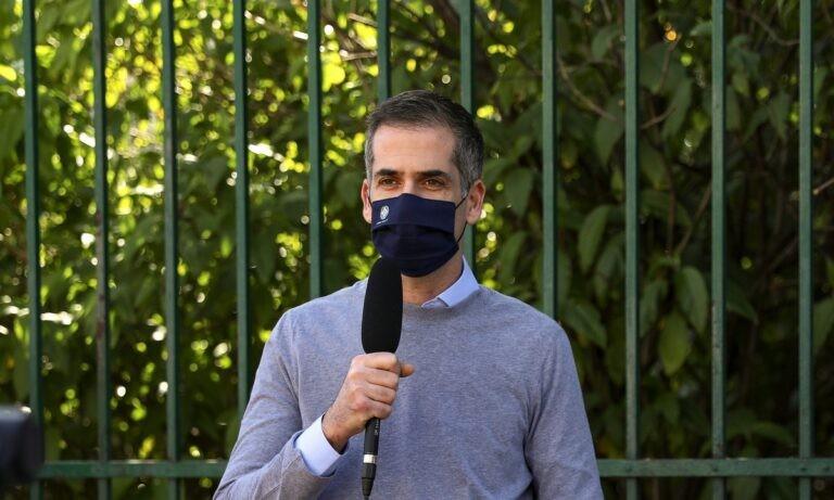 Μπακογιάννης για Κουφοντίνα: «Οι νόμοι πρέπει να ισχύουν για όλους»