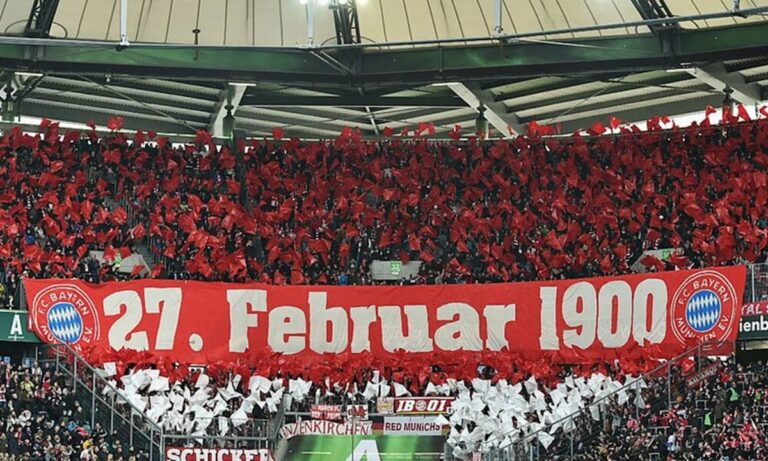 Μπάγερν Μονάχου: Το μεγαθήριο γιορτάζει 120 χρόνια ζωής!