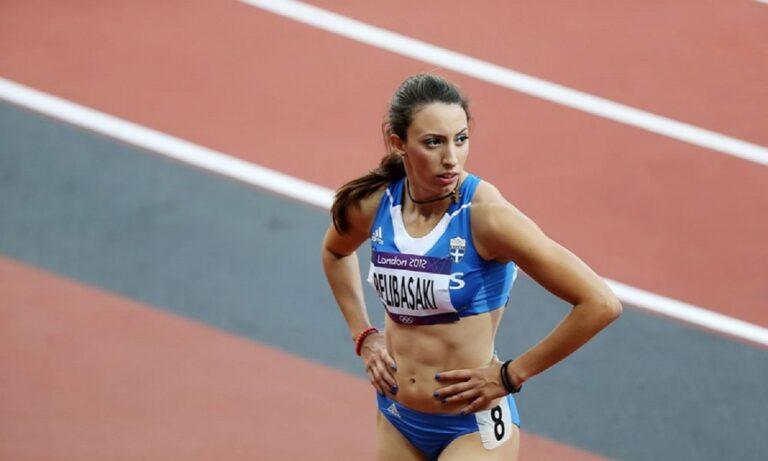 Μπελιμπασάκη: Ανακοίνωση στήριξης από τους συναθλητές της!