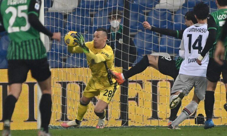 Σασουόλο – Μπολόνια 1-1: Δώρο στον Μιχαΐλοβιτς (vid)