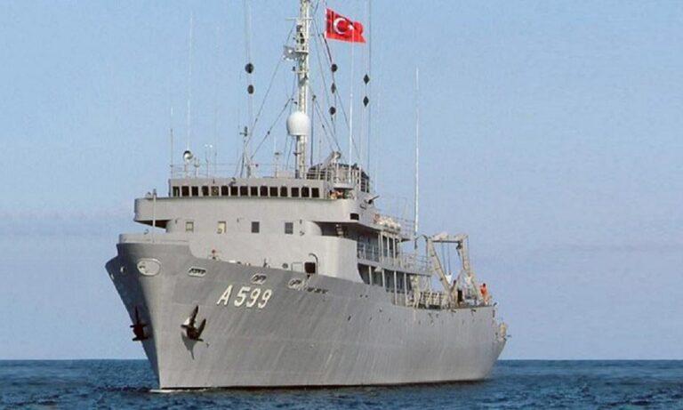 Ελληνοτουρκικά: Το Τσεσμέ πλέει ξανά στο Αιγαίο! (vid)