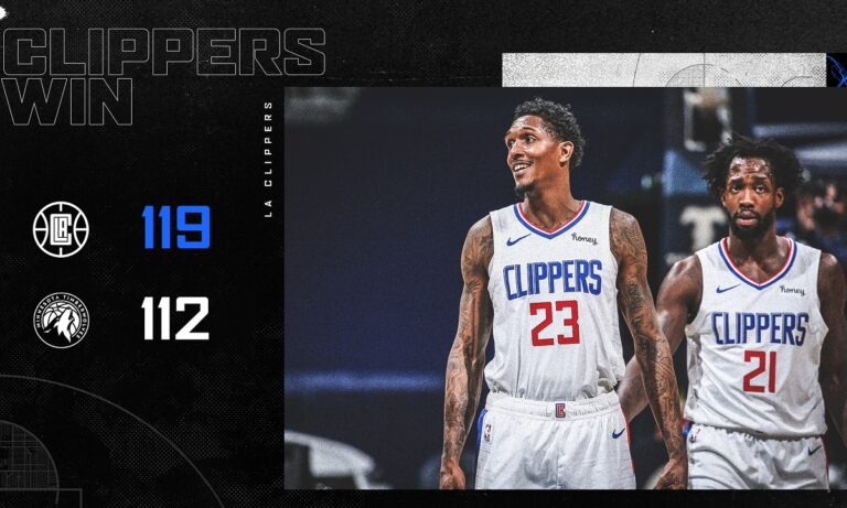 NBA Αποτελέσματα: Δύσκολες νίκες για Κλίπερς και Νετς! (vid)