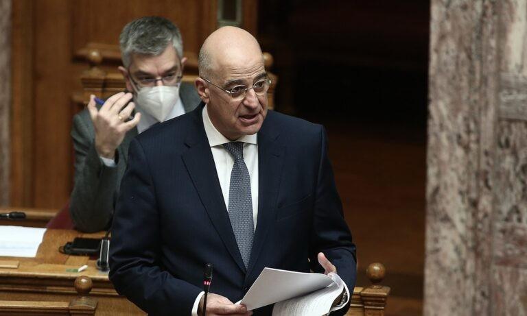 Βουλή: Υπερψηφίστηκε ο νέος Οργανισμός του υπουργείου Εξωτερικών