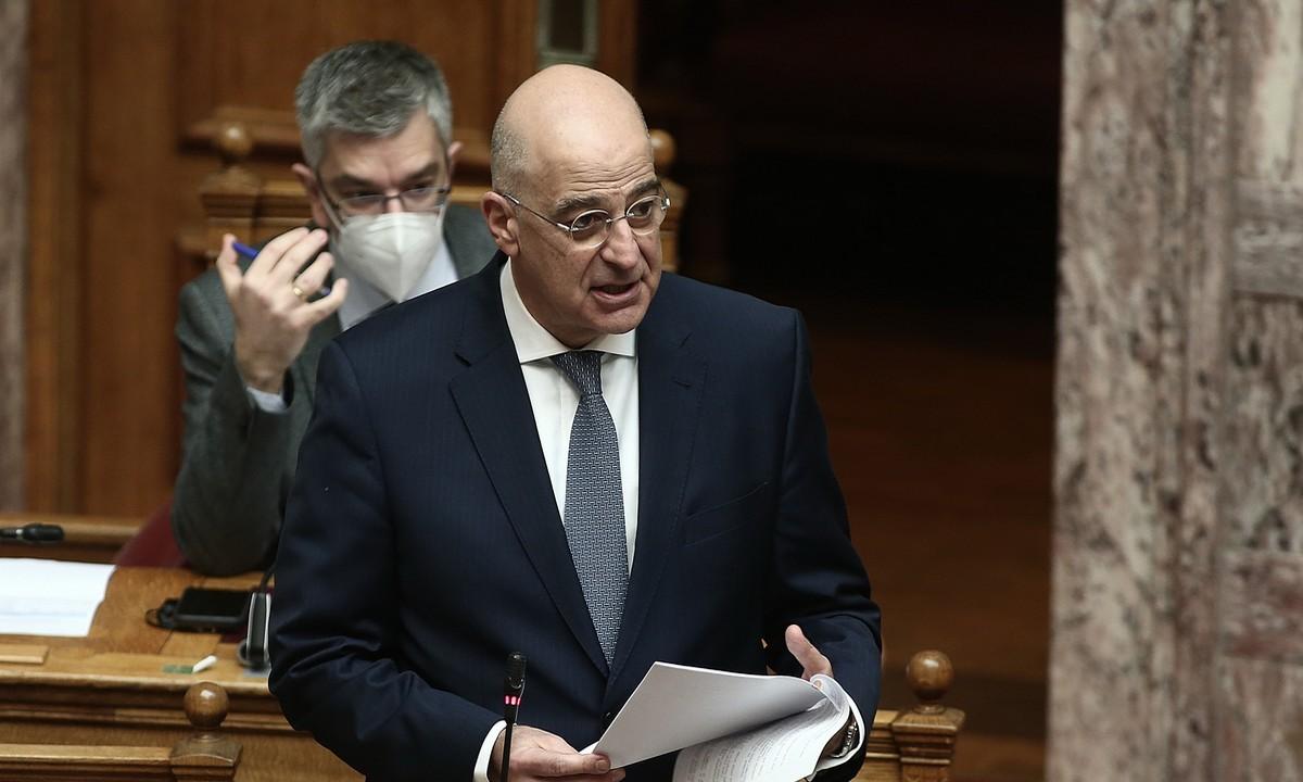 Βουλή: Έπειτα από μαραθώνια συζήτηση, υπερψηφίστηκε από την ολομέλεια το νομοσχέδιο για τον νέο Οργανισμό στο Υπουργείο Εξωτερικών.