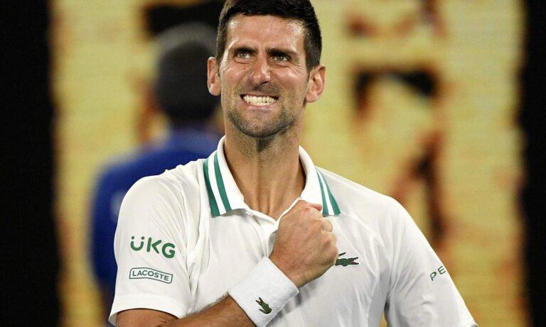 Australian Open: Ο Τζόκοβιτς το σήκωσε με… περίπατο! Βασιλιάς στη Μελβούρνη!