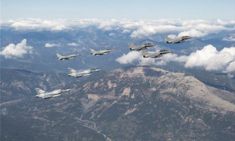 Ελληνοτουρκικά – Τουρκική παραδοχή: «Η Ελληνική Πολεμική Αεροπορία θα μας συντρίψει»