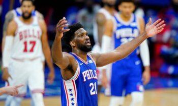 NBA αποτελέσματα: Γεμάτη δράση ήταν η βραδιά στον μαγικό κόσμο του μπάσκετ με συνολικά εννέα αναμετρήσεις και Γιάννη Αντετοκούνμπο.