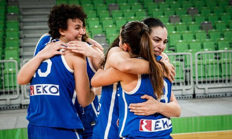 Εθνική Γυναικών: Σε τουρνουά στην Κροατία