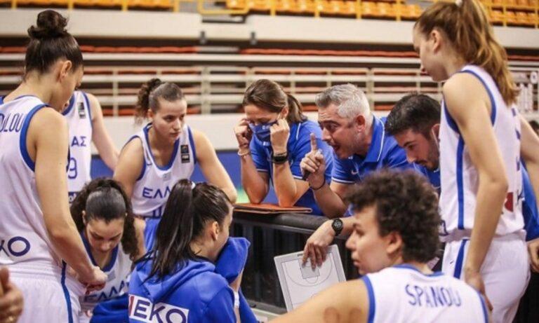 Εθνική γυναικών: Ρίχνεται στη μάχη για τα προκριματικά του Ευρωμπάσκετ