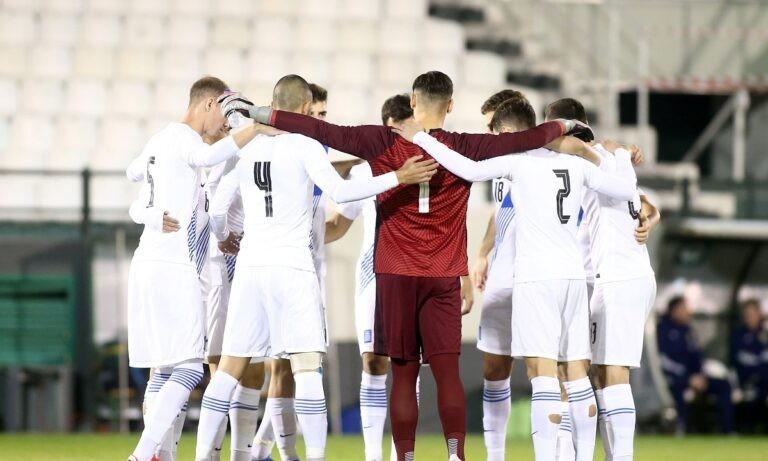 Εθνική Ελπίδων: Πρεμιέρα με Κύπρο για το EURO 2023