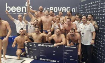 Την ήττα με 10-9 γνώρισε η Εθνική Ελλάδας πόλο των αντρών από το Μαυροβούνιο στον τελικό του προολυμπιακού τουρνουά πόλο στο Ρότερνταμ.
