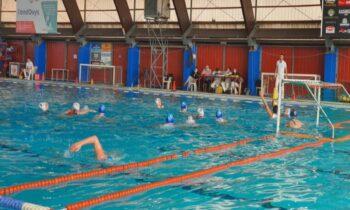Σε εξ αναβολής παιχνίδι της 5ης αγωνιστικής της Α1 πόλο γυναικών, ο Εθνικός επικράτησε 12-6 στη Λάρισα το Σάββατο (27/2).