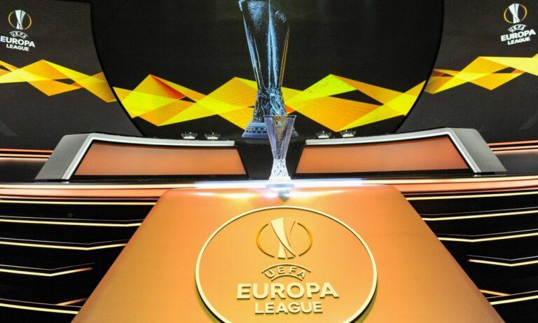 Ολυμπιακός: LIVE Streaming η κλήρωση των «16» του Europa League