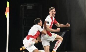 Europa League: «Παγωμάρα» για Λέστερ, αγχωτική πρόκριση για Μίλαν