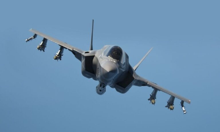 Toύρκοι: Δεν θα μπορούσαμε να κάνουμε αερομαχίες με τους Έλληνες με F-35