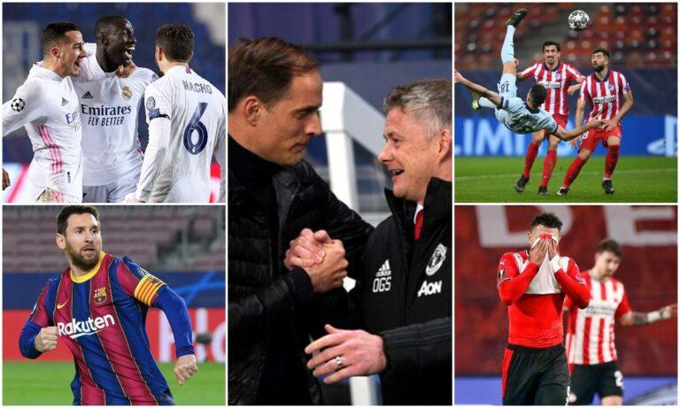 Football Europe: «Τρελή» κούρσα, ριγιούνιον και ντέρμπι... παρηγοριάς