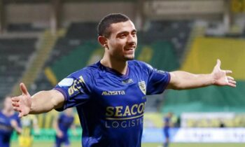 Ασταμάτητος ο Γιακουμάκης: «Έγραψε» και το 23ο γκολ!