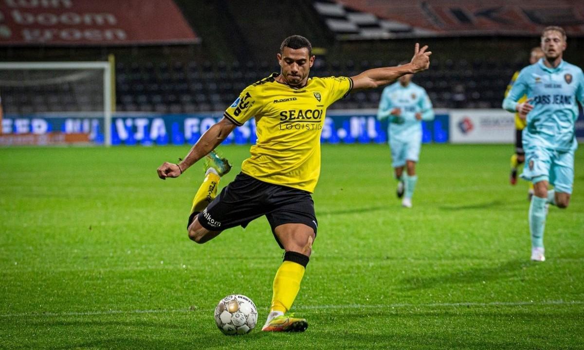 Γιακουμάκης: Παίκτης του μήνα στην Ολλανδία!