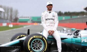 Χάμιλτον - Επίσημο: Η Mercedes ανακοίνωσε την ανανέωση!