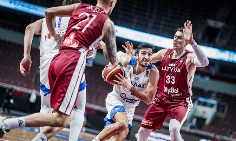 Λετονία- Ελλάδα 94-97: Θυμήθηκε το DNA της