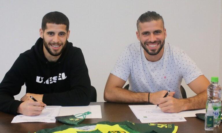 Ο Ινσούα ανακοινώθηκε επίσημα από την Αλδοσίβι -Παρέα με τον αδερφό του
